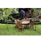 GARDEN PLEASURE Gartentisch »Sapa«, mit Holz-Tischplatte, BxTxH: 150 x 100 x 74 cm-Thumbnail