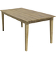 GARDEN PLEASURE Gartentisch »Visalia«, mit Akazienholz-Tischplatte, BxTxH: 180 x 90 x 75 cm-Thumbnail