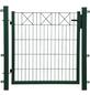 FLORAWORLD Gartentor, HxL: 100 x 100 cm, Stahl, grün-Thumbnail