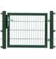 FLORAWORLD Gartentor Systemtor, Höhe: 120 cm, Stahl, grün-Thumbnail