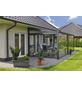 GARDENDREAMS Gartenzimmer »Legend«, Außenmaße B x T x H: 500  x 350  x 273  cm-Thumbnail