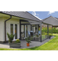GARDENDREAMS Gartenzimmer »Legend«, BxT: 400 x 250 cm mit Glasdach-Thumbnail