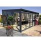 GARDENDREAMS Gartenzimmer »Legend«, BxT: 400 x 400 cm mit Glasdach-Thumbnail