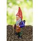 HEISSNER Gartenzwerg, Waldfried der Sammlerzwerg mit Korb, Höhe: 35  cm, Keramik, bunt-Thumbnail