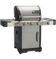 LANDMANN Gasgrill »Avalon PTS+ 3.1«, 4 Brenner, 2 Seitenablagen, mit Seitenkocher, mit Unterschrank-Thumbnail