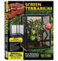 EXO TERRA Gaze Terrarium, Screen Terrarium, 45 x 45 x 60 cm, 1x Substratwanne enthalten-Thumbnail