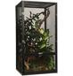 EXO TERRA Gaze Terrarium, Screen Terrarium, 45 x 45 x 90 cm, 1 x Substratwanne enthalten-Thumbnail