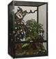 EXO TERRA Gaze Terrarium, Screen Terrarium, 60 x 45 x 90 cm, 1 x Substratwanne enthalten-Thumbnail