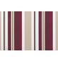 GO/ON! Gelenkarmmarkise, BxT: 283,5 x 200 cm, bordeauxrot gestreift-Thumbnail