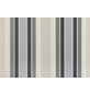 GO/ON! Gelenkarmmarkise, BxT: 400 x 250 cm, anthrazitgrau gestreift-Thumbnail
