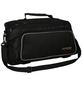 PROPHETE Gepäckträgertasche, Polyester, schwarz-Thumbnail