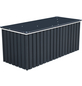 TEST RITE tepro GmbH Gerätebox, aus Stahlblech, 173,8x72,7x73cm (BxHxT), 770 Liter-Thumbnail