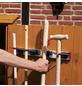 PROMADINO Gerätehalter-Schiene, BxHxL: 50 x 5,5 x 14 cm, Metall-Thumbnail