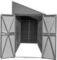 Spacemaker Gerätehaus, 4,4 m³, BxT: 204 x 128 cm-Thumbnail