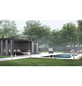 WOLFF FINNHAUS Gerätehaus »Eleganto 2424«, 27,6 m³, BxT: 522 x 238 cm mit Lounge-Thumbnail
