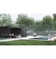 WOLFF FINNHAUS Gerätehaus »Eleganto 2424«, Außenmaße (BxT): 522 x238  cm-Thumbnail