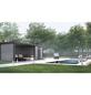 Gerätehaus »Eleganto 2424«, Flachdach-Thumbnail