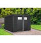 WOLFF FINNHAUS Gerätehaus »Eleganto 2724«, Außenmaße B x T x H: 308  x 278  x 227  cm-Thumbnail