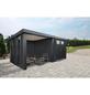 WOLFF FINNHAUS Gerätehaus »Eleganto 2724«, Außenmaße (BxT): 552 x238  cm-Thumbnail
