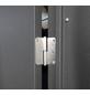 WOLFF FINNHAUS Gerätehaus »Eleganto 3024«, Außenmaße B x T: 298  x 238  cm-Thumbnail
