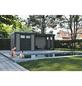 WOLFF FINNHAUS Gerätehaus »Eleganto 3024«, Flachdach-Thumbnail