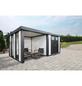 Gerätehaus »Eleganto 3024«, Flachdach-Thumbnail