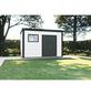 WOLFF FINNHAUS Gerätehaus »Eleganto 3932«, Außenmaße (BxT): 388 x298  cm-Thumbnail