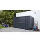 GLOBEL Gerätehaus »Globel«, aus verzinktem Stahl, 236x116x101cm (BxHxT), 720 Liter-Thumbnail