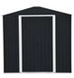 TEPRO Gerätehaus »Pent Roof«, Außenmaße B x T x H: 201  x 122,2  x 189,2  cm-Thumbnail