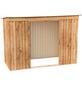 TEPRO Gerätehaus »Pent Roof«, Außenmaße (BxTxH): 263 x124 x181  cm-Thumbnail