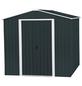 TEPRO Gerätehaus »Riverton«, Außenmaße B x T x H: 201  x 242,4  x 189,2  cm-Thumbnail