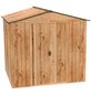 TEPRO Gerätehaus »Riverton«, (B x T x H): 201 cm x 182,3 cm x 189,2 cm-Thumbnail