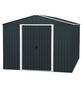 TEPRO Gerätehaus »Titan«, Außenmaße B x T x H: 261,2  x 290,4  x 205,5  cm-Thumbnail