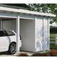 KIEHN-HOLZ Geräteraum »KH 320«, für Carport KH 320 (Nr. 1032038), weiß-Thumbnail