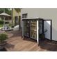 WEKA Geräteschrank »Garten (Q) Teras«, BxT: 170 x 85 cm, Flachdach-Thumbnail