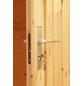 WOLFF FINNHAUS Geräteschrank »Premium Gartenschrank«, BxT: 246 x 119 cm, Pultdach-Thumbnail