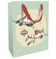 Geschenktasche Bird Romance, 25x33x11 cm, matt-Thumbnail