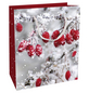 Geschenktasche Frosted Berries, 18x21x8 cm, glänzend-Thumbnail