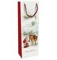 Geschenktasche Zauber der Weihnacht, 12x37x8 cm, glänzend-Thumbnail