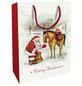 Geschenktasche Zauber der Weihnacht, 25x33x11 cm, glänzend-Thumbnail