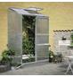 HALLS Gewächshaus »Altan«, 0,91 m², Kunststoff/Aluminium, winterfest-Thumbnail