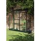 Gewächshaus »Altan«, B x L x H: 194  x 69  x 182  cm, Aluminium/Glas-Thumbnail