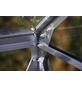 VITAVIA Gewächshaus »Apollo 3800«, B x L x H: 195  x 198,8  x 207,4  cm, Polycarbonat (PC)/Aluminium-Thumbnail