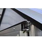 VITAVIA Gewächshaus »Apollo«, B x L x H: 195  x 198,8  x 207,4  cm, Aluminium/Polycarbonat (PC)-Thumbnail