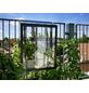 JULIANA Gewächshaus, B x L x H: 60  x 27  x 79  cm, Aluminium-Thumbnail
