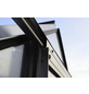 VITAVIA Gewächshaus »Cassandra«, B x L x H: 257  x 385,3  x 248,9  cm, Aluminium/Stein-Thumbnail