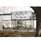 VITAVIA Gewächshaus »Freya«, 5,9 m², Kunststoff/Aluminium/ESG Glas, winterfest-Thumbnail