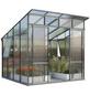 VITAVIA Gewächshaus »Freya«, 7,6 m², Kunststoff/Aluminium, winterfest-Thumbnail
