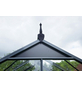 JULIANA Gewächshaus »Gärtner«, B x L x H: 368  x 439  x 287  cm, Aluminium/Polycarbonat (PC)-Thumbnail