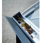 JULIANA Gewächshaus »Gärtner«, B x L x H: 368  x 511  x 287  cm, Aluminium-Thumbnail